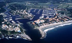Ixtapa Aerial Photo