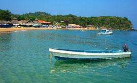 playa coachalalate isla ixtapa