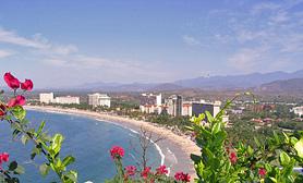 Ixtapa mexico beach